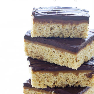 Ultimate Rice Krispie Treat via Real Food by Dad