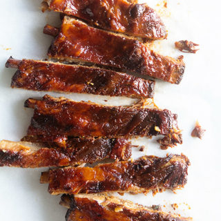 Slow Cooker Ribs from Real Food by Dad