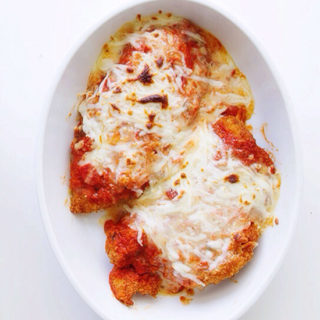 Chicken Parmesan by Real Food by Dad