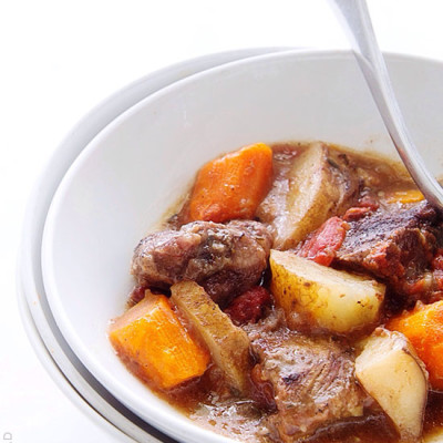 SLOW COOKER BEEF STEW BY REAL FOOD BY DAD
