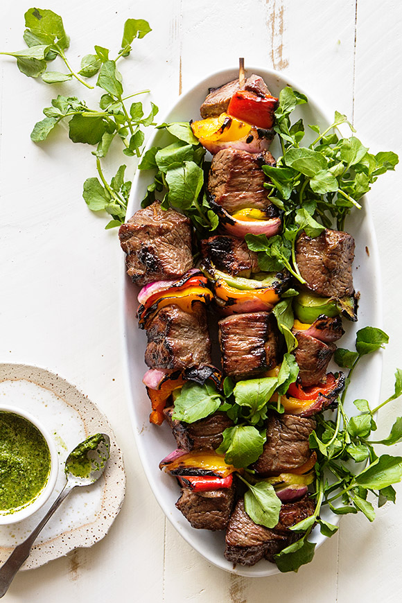 Killer Beef Kabobs | Real Food by Dad