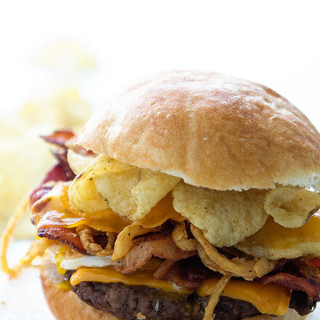 The Brunch Crunch Burger Real Food by Dad