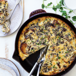 Sausage and Pepper Frittata with Real Food by Dad