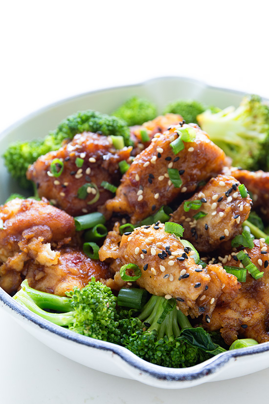 Teriyaki Chicken and Broccoli _ Real Food by Dad