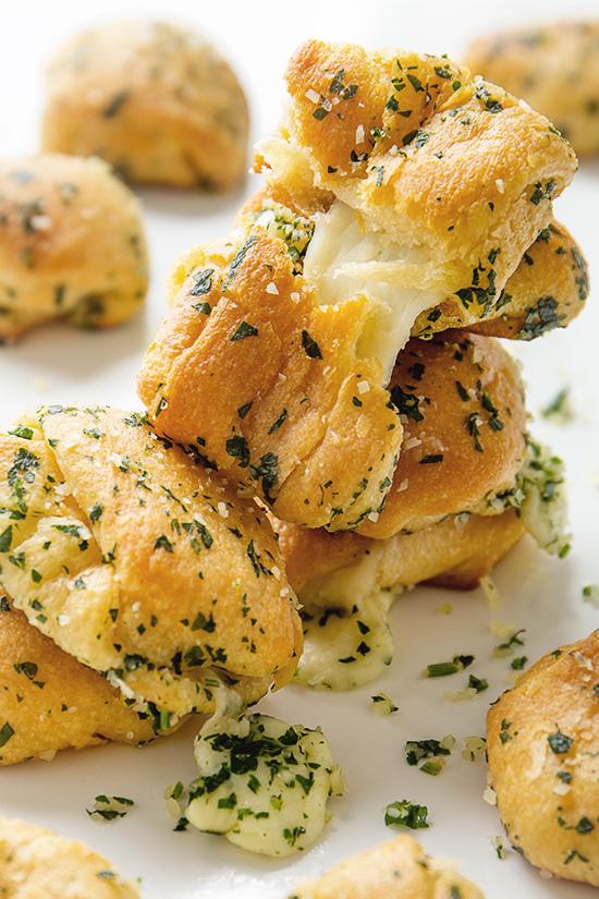 Cheesy Garlic Knot | Real Food by Dad