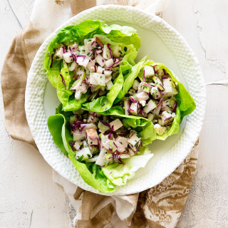 Updated Waldorf Salad via Real Food by Dad