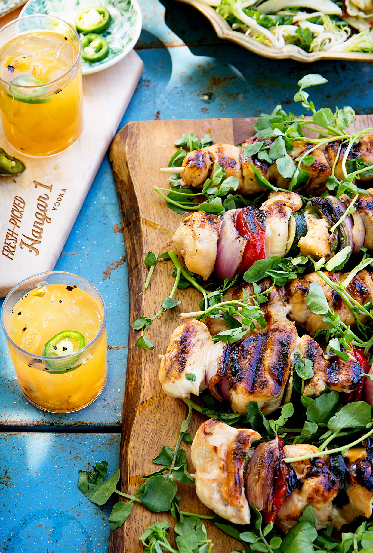 Chicken Kabobs | Real Food by Dad