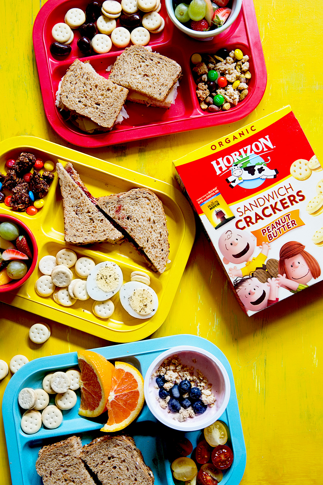 After School Snacks 2016 via Real Food by Dad
