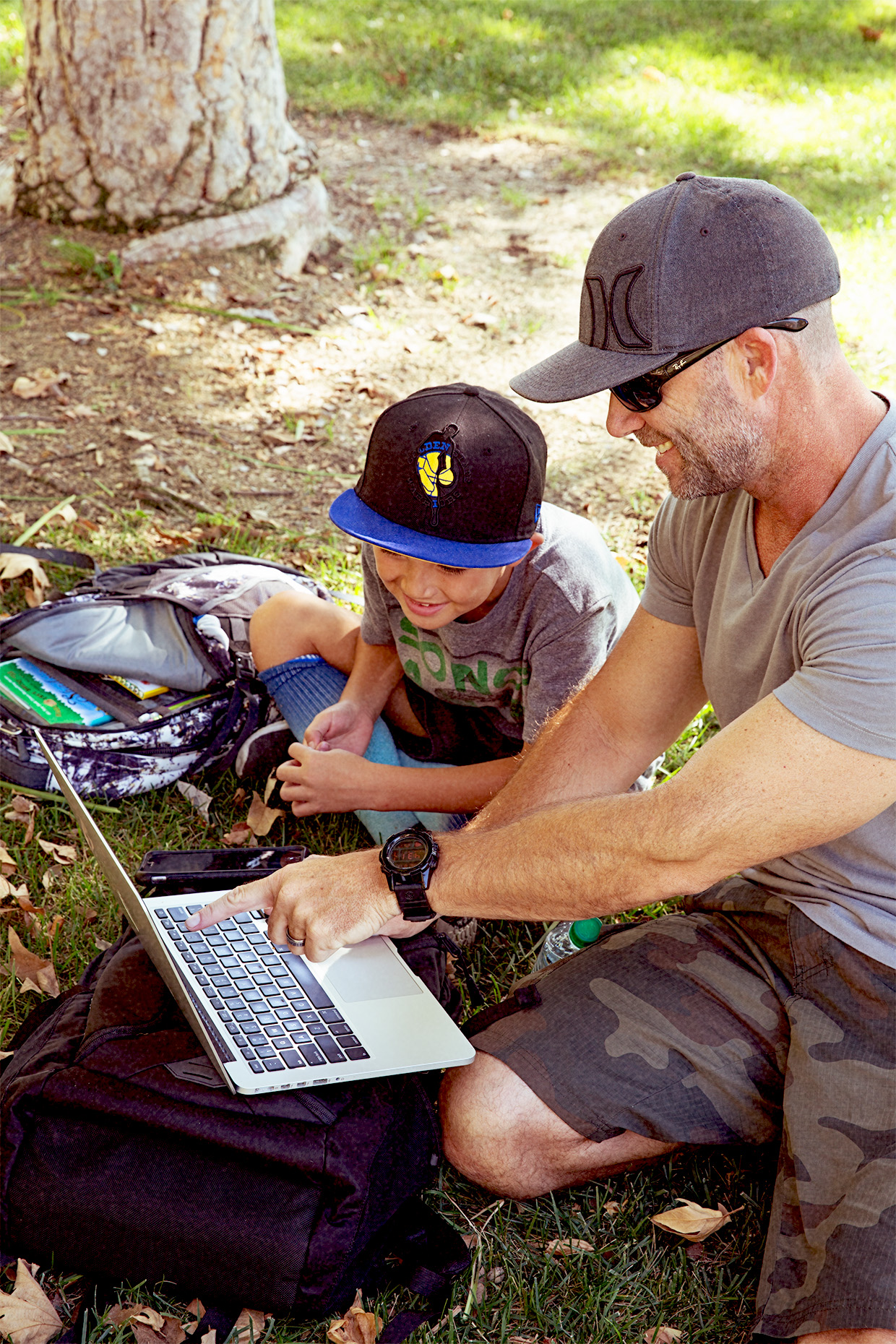 Cole and Matt Computer