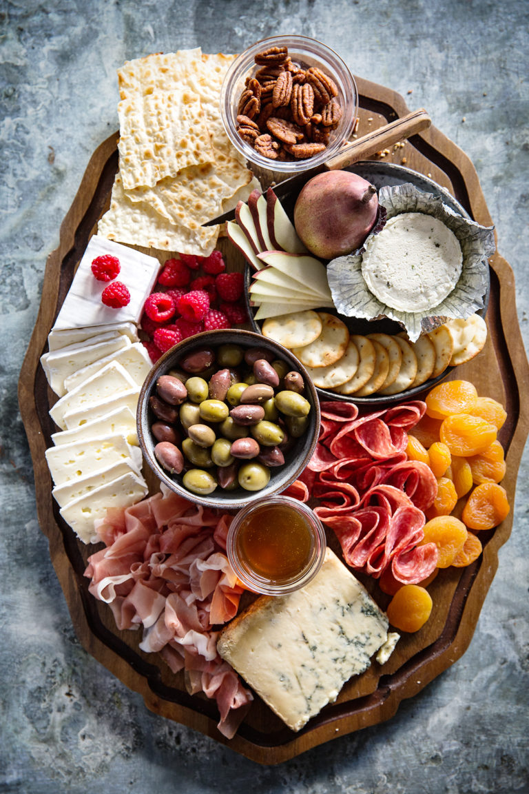 Charcuterie Board Real Food by Dad