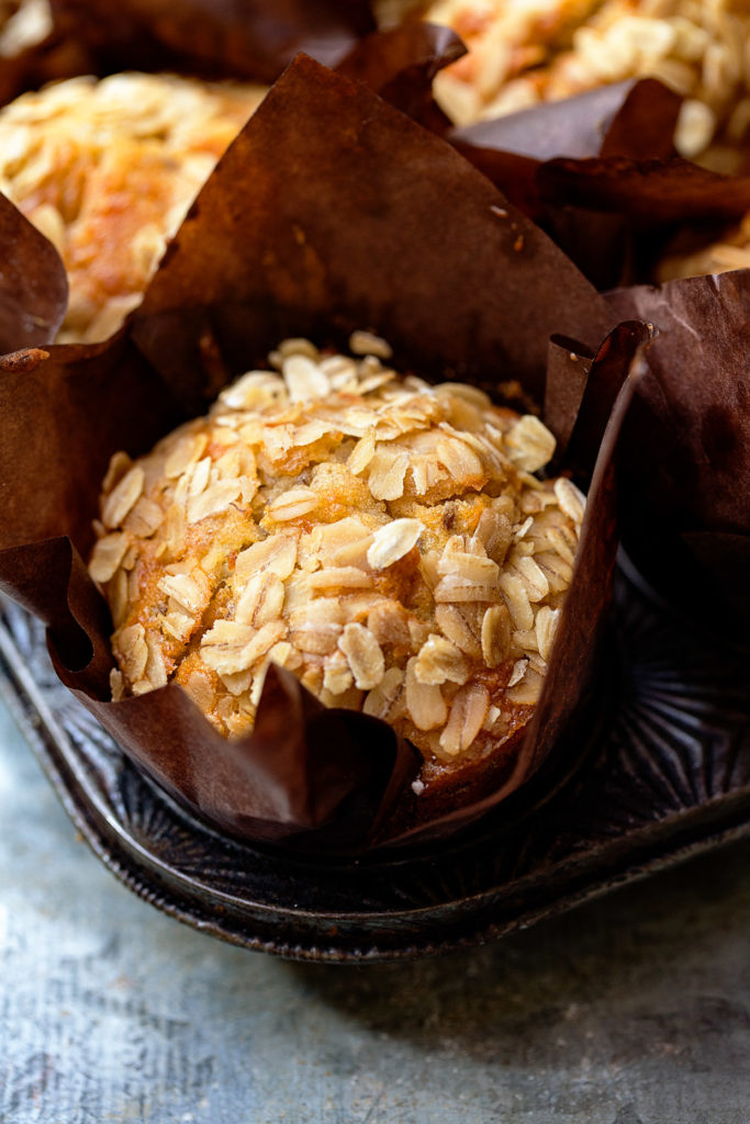 Morning Glory Muffins | Real Food by Dad