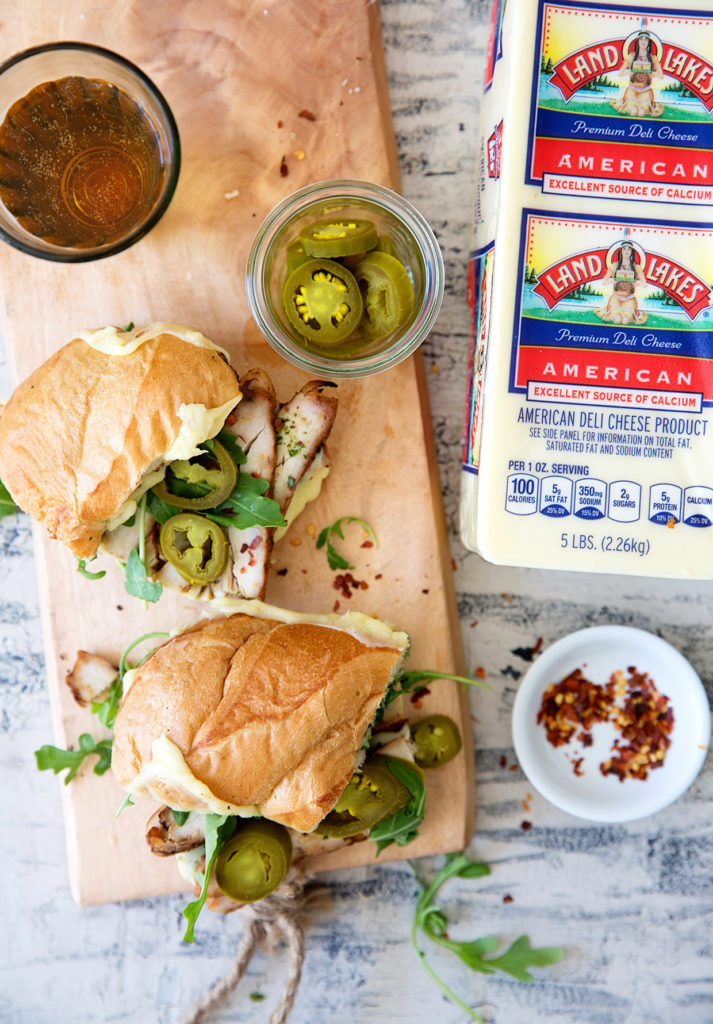 Grilled Chicken and Pesto Sub Real Food by Dad