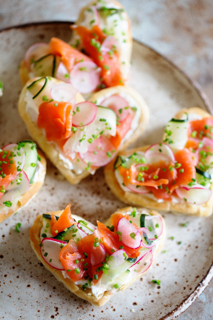 Puff Pastry and Lox via Real Food by Dad