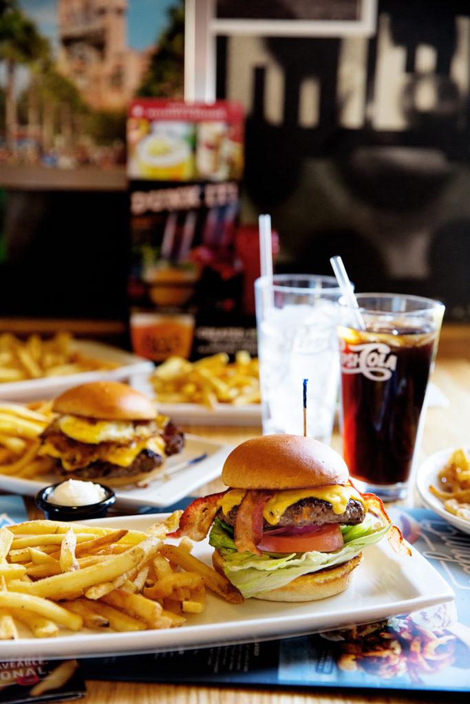 American Standard Burger