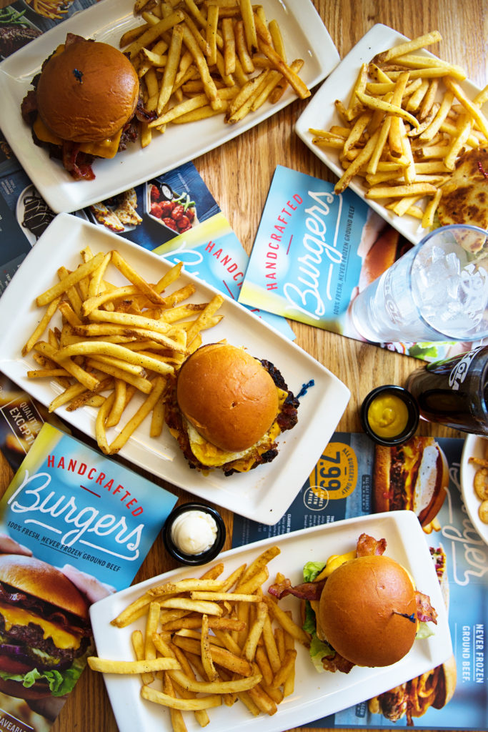 ApplebeesHandcrafted Burgers