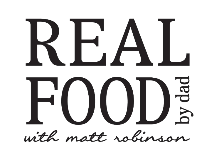Real Food By Dad A Food Blog With Simple Tasty Recipes