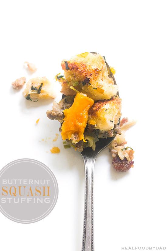 Butternut Squash Stuffing