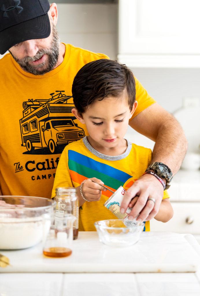 Heart-Healthier Salted Peanut Butter Oatmeal Cookies