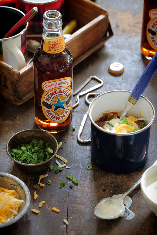 Easy Weeknight Newcastle Brown Ale Chili