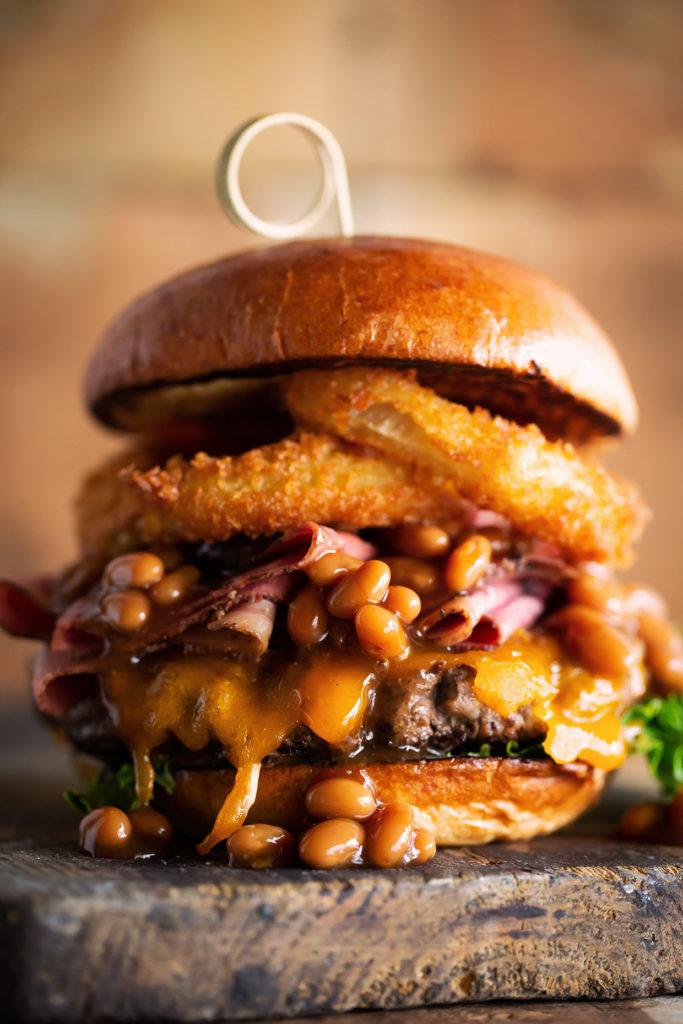 Southern BBQ Burger