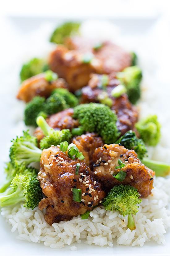 Easy-Weeknight Chicken Teriyaki