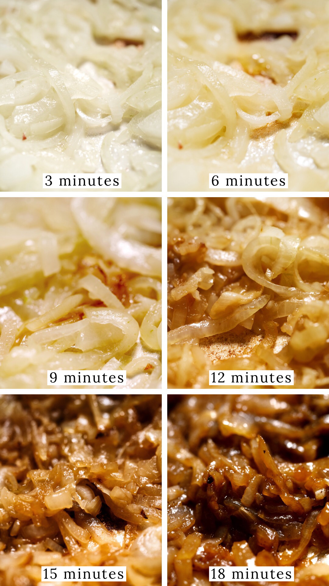 How to make Caramelized Onions the fast way.