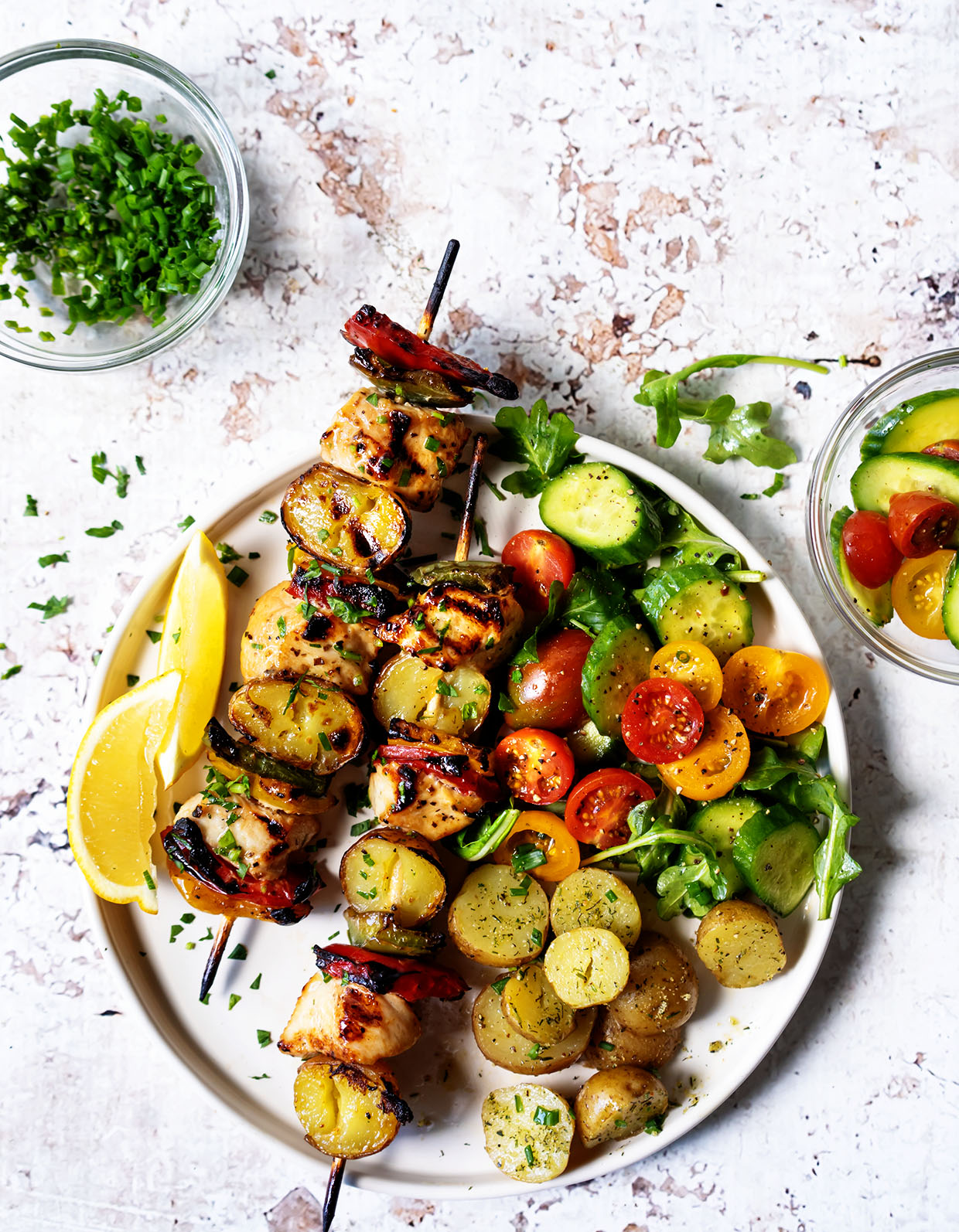 Summer grilling made easy and tasty!