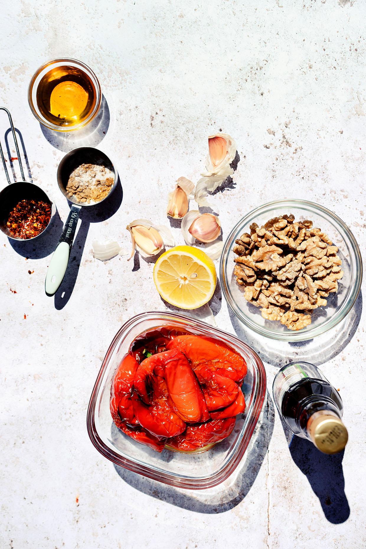 Muhamarra Ingredients